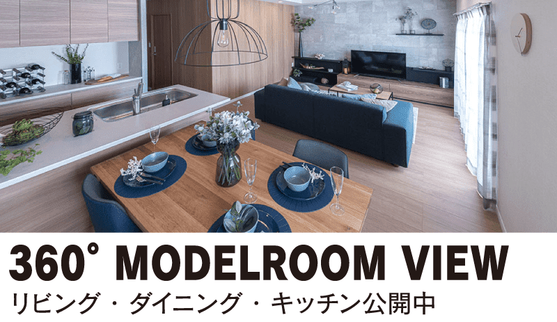 360°MODELROOM VIEW